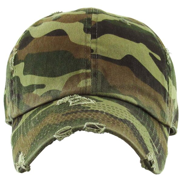 vintage cap distressed