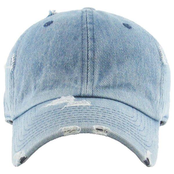 vintage cap denim