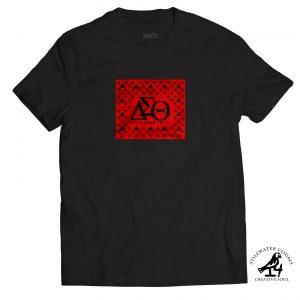 delta sigma theta tee t-shirt