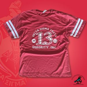 delta sigma theta jersey shirt