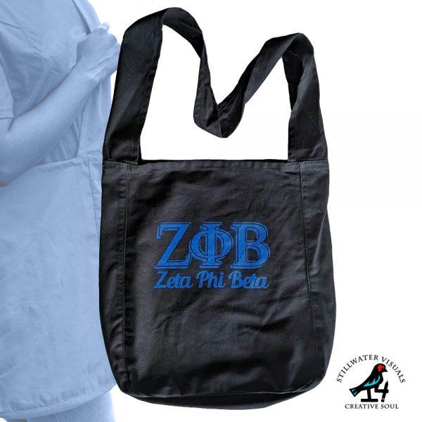 zeta phi beta sling bag