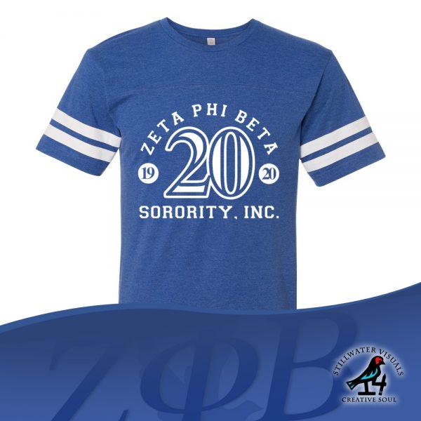 zeta phi beta shirt