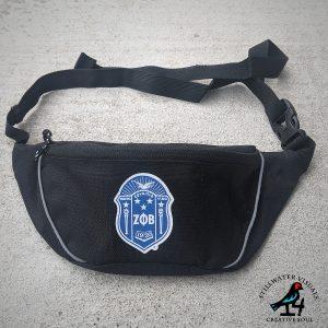 zeta phi beta fanny pack