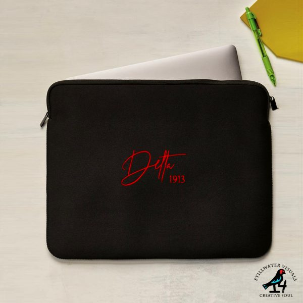 delta sigma theta laptop